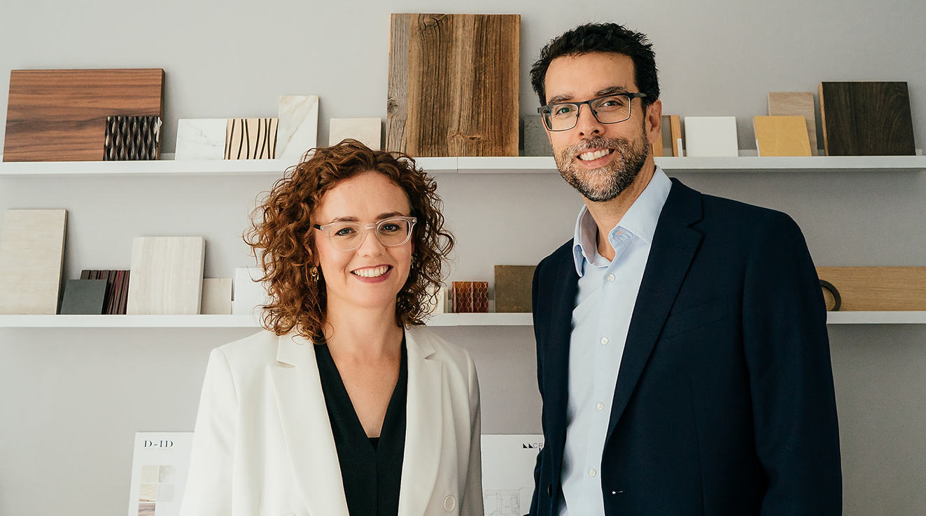 Kate & Dimitris Hadjidimos from D-iD Studio