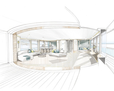 Projects 67m Motor Yacht Design